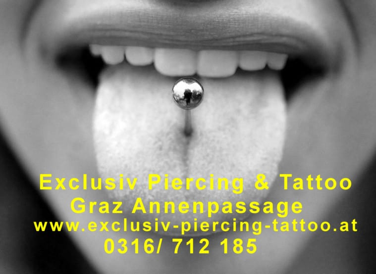 Zungenpiercing
